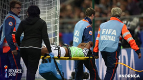 France World Cup: Injured Faith Michael Ruled Out Of Tournament