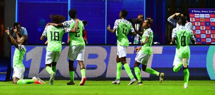FG Urges Super Eagles To Be Focused, Assures Of Their Welfare
