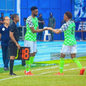 REVEALED: How Mikel Forced Rohr To Drop Semi Ajayi From AFCON Squad