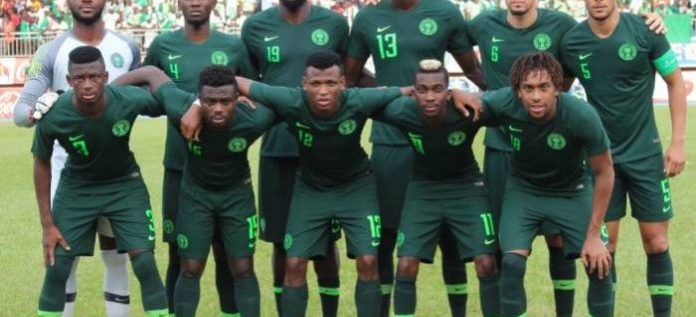 Super Eagles Drop Three Places In May FIFA Rankings