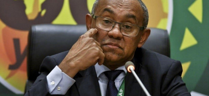 Ahmad Declares Ambition To Recontest For CAF Presidency