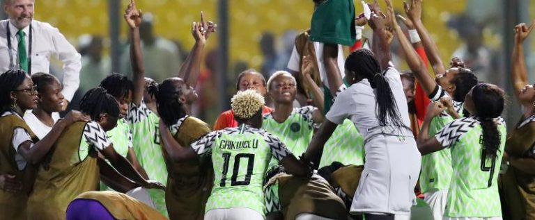 FIFA WWC: Nigeria's Never-die-spirit Will Propel Falcons Against France – Coach Mansur