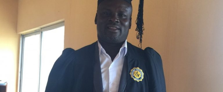 Why I Studied Law – Baribote