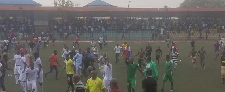 Egyptian Police Raid Nigerians After Defeat To S'Africa