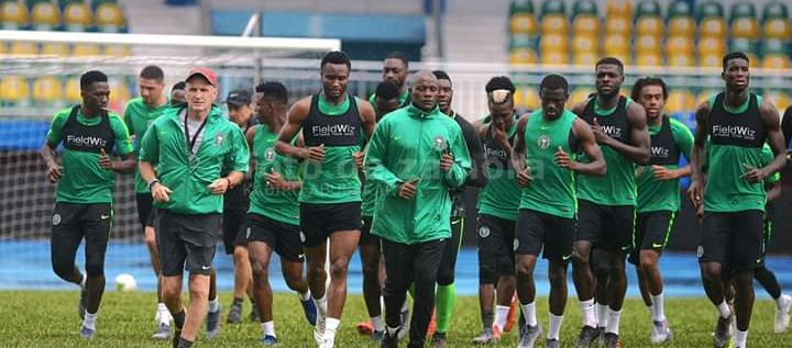 Tension Grips Super Eagles As Rohr Releases Final Squad