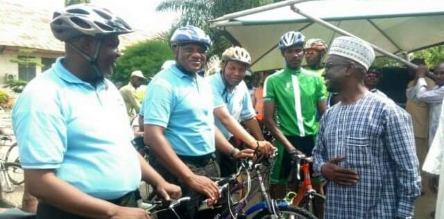 Nigeria Cyclists Commence Camping In Gombe For Africa Games