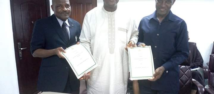 AUSC, First Legendary Investment Sign Agreement On Sports Development, Promotion