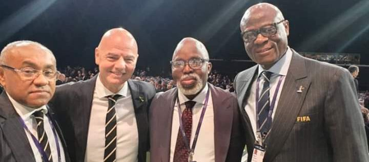 Corruption In Africa Football: Why CAF President, Ahmad Was Investigated By French Police