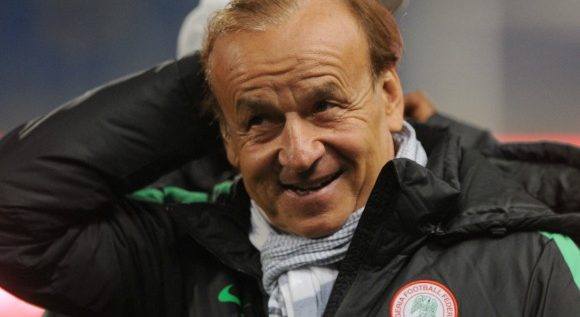 Rohr: Only Fittest Team Will Win AFCON In Egypt