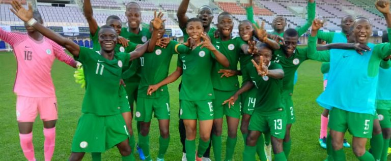 Nigeria Defeat Mexico In Japan Invitational Opener