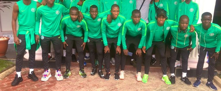 Future Eagles Depart For Japan Dream Cup Invitentional