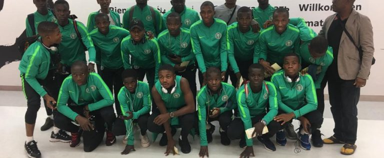 Japan Dream Cup: I Want Future Eagles To Be Champions – Coach Haruna