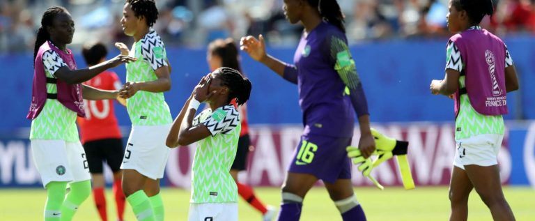 France WWC: Gallant Falcons Succumb To France Superiority