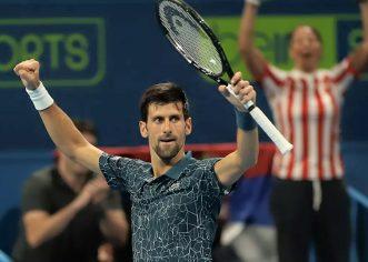 Novak Djokovic Test Positive For Coronavirus