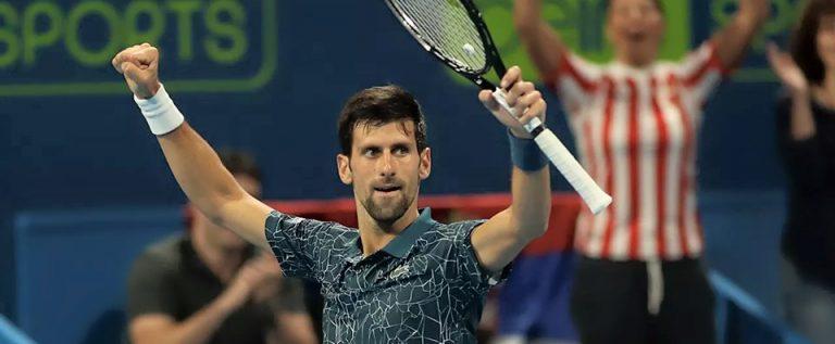 Djokovic Overtakes Nadal, Federer, To Top ATP Rankings