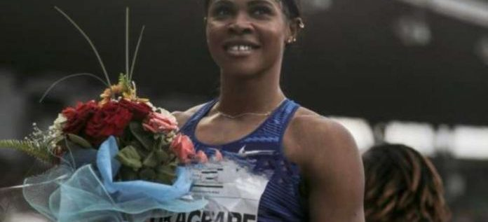 Okagbare Wins Women's 100m In Diamond League
