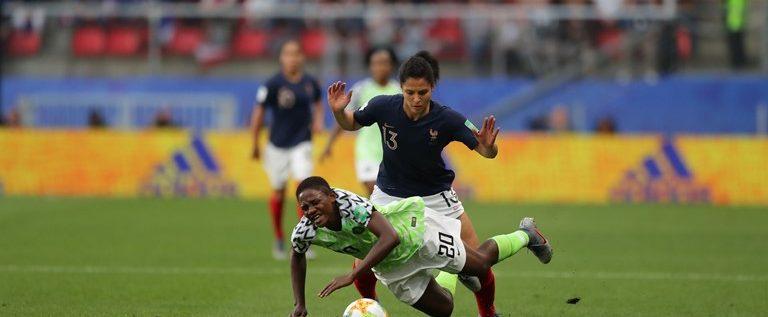 France v Nigeria: Falcons Denied Penalty, France Wins Via VAR-induce Spot Kick