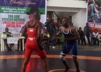 Kwara State Set To Establish Wrestling Gymnasium
