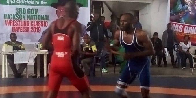 Kwara State Set To Establish Wrestling Gymnasium