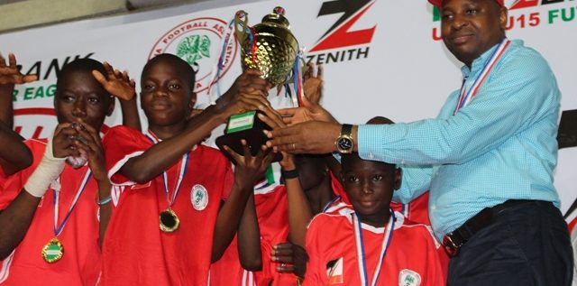 South West, South South Emerge Champions Of NFF/Zenith U13 & U15 Tourney