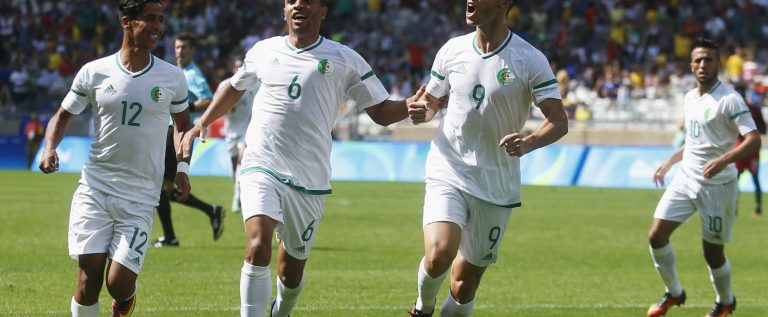Real Madrid boss Zidane Wants Algeria AFCON