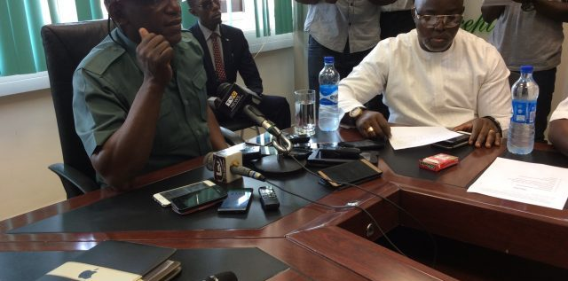AFCON Funding: Dalung, NFF Bicker As Financial Crisis Hits Super Eagles Camp