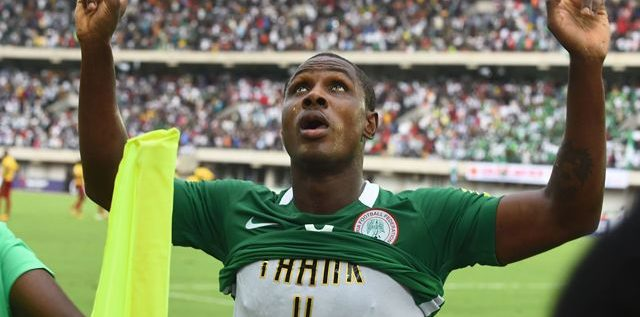 Ighalo Gives 20 Fans N10 million, Promises More