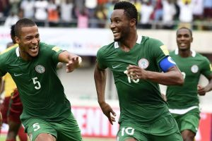 AFCON 2019: Mikel, Moses, Others Arrive Camp