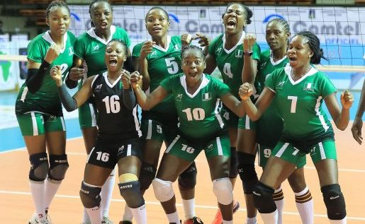 Nigeria Female Team Finish 5th In Africa Beach Volleyball Games