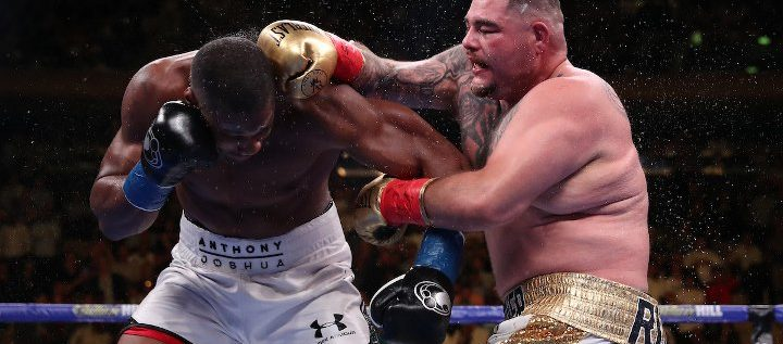 Joshua Is Not A Good Boxer  –  Andy Ruiz