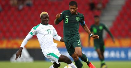 FIFA U20 W/Cup: Flying Eagles Protest Over Money In Poland