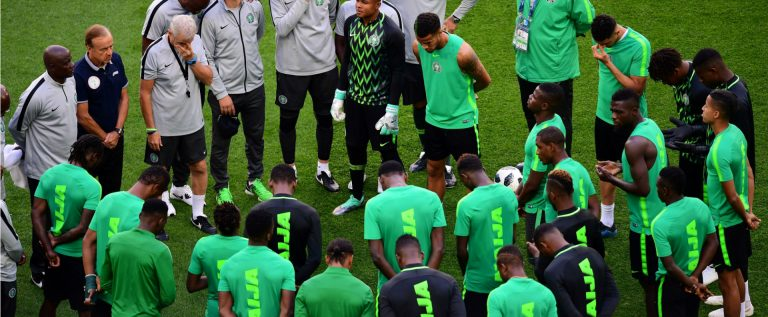 Nigeria V Ukraine: Super Eagles To Depart For Keiv September 6