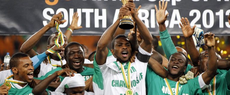 Nigeria's Record At The African Cup Of Nations