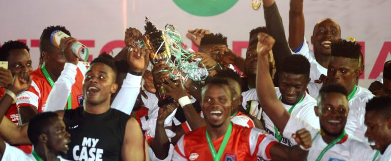 Governor Bello Urges Niger Tornadoes To Win  Aiteo Cup