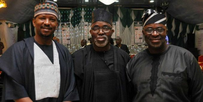 NFF Corruption: Law Firm To Appeal Pinnick, Others' Aquittal.