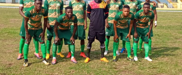 Gateway Utd. Set To End NNL Season On A High
