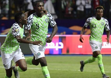 Nigeria Now 34th In latest FIFA Rankings, Remains Africa's 3rd Best