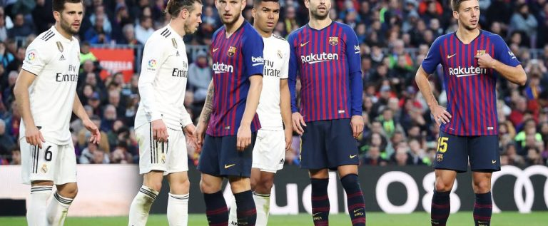 LaLiga Clásico Dates For 2019/20 Confirmed