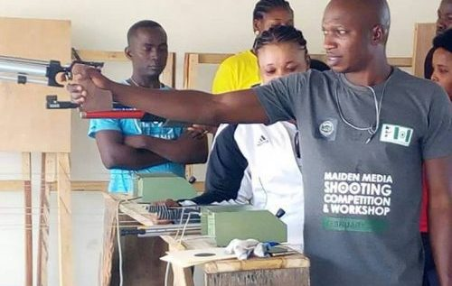 African Games: Ministry Of Sports Thumbs Up Shooting Federation