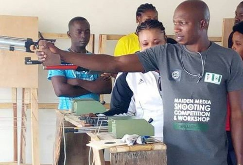 NSSF Release Names Of Shooters For Africa Games