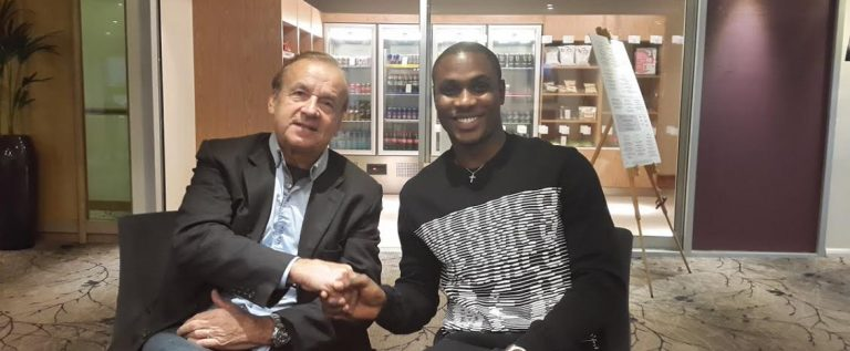 If I Stay As Super Eagles Coach, I Will Bring Ighalo Back – Rohr Roars
