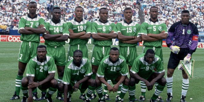 How Sleeping With Women Cost Super Eagles Their 1998 World Cup Round 16 Match Against Denmark