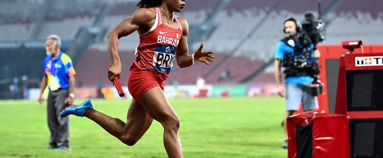 Adekoya To Be Stripped Of 2018 Asian Games Titles For Doping