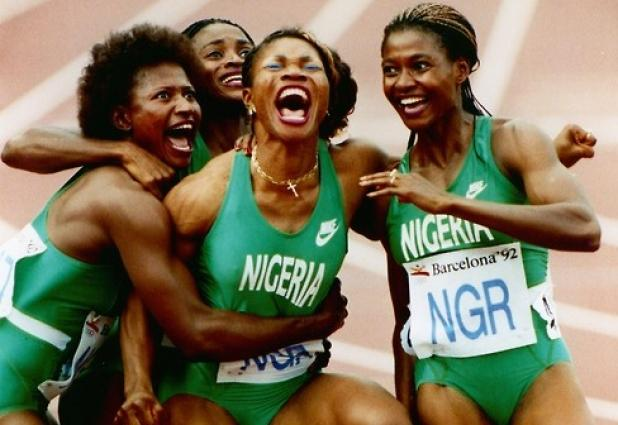 Okon Thrilled With Athletes Performance At AFN All-Comers