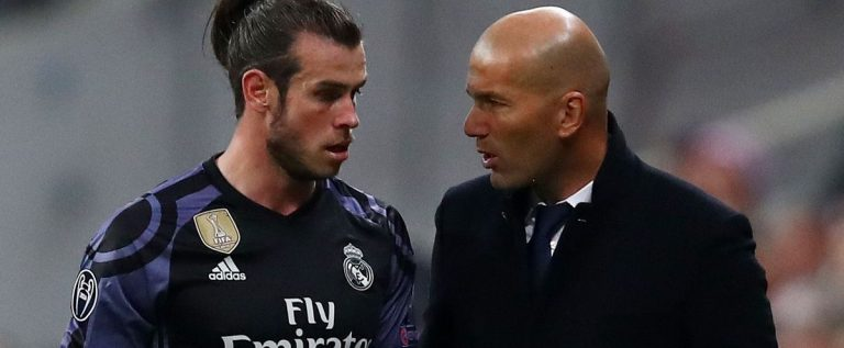 Zidane Confirms Bale Departure from Real Madrid