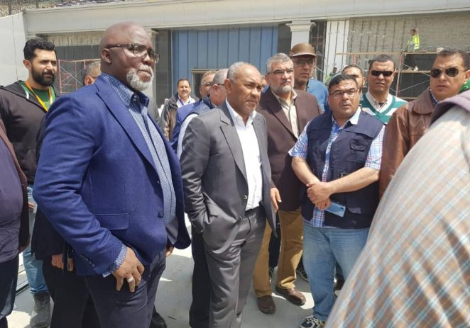 CAF Not In A Hurry  To Begin Football Activities