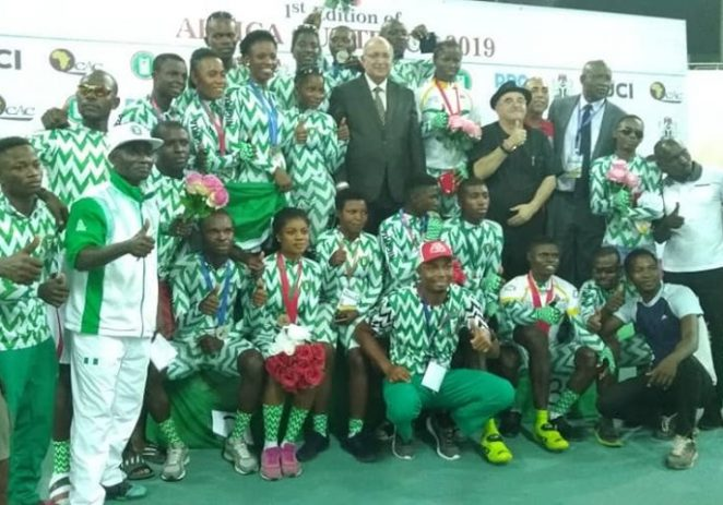 Nigeria Wins Maiden Edition Of Africa Cycling Championship