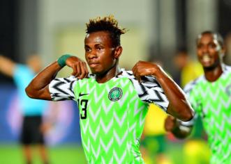 CAF, NFF Celebrate Samuel Chukwueze @21