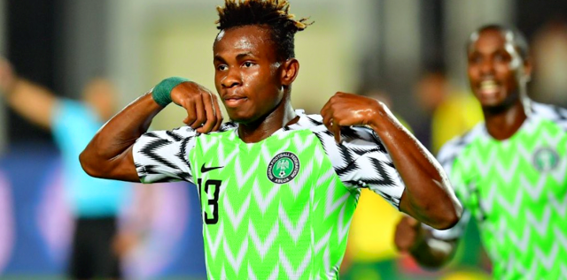 Chukwueze Named Among Top 50 Young Players To watch in 2019/20 Season In Europe