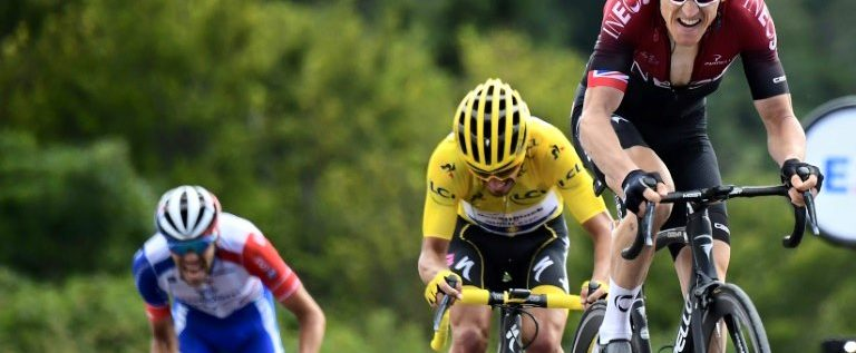 CYCLING: A Look At Tour de France Top Five Stages/Contenders